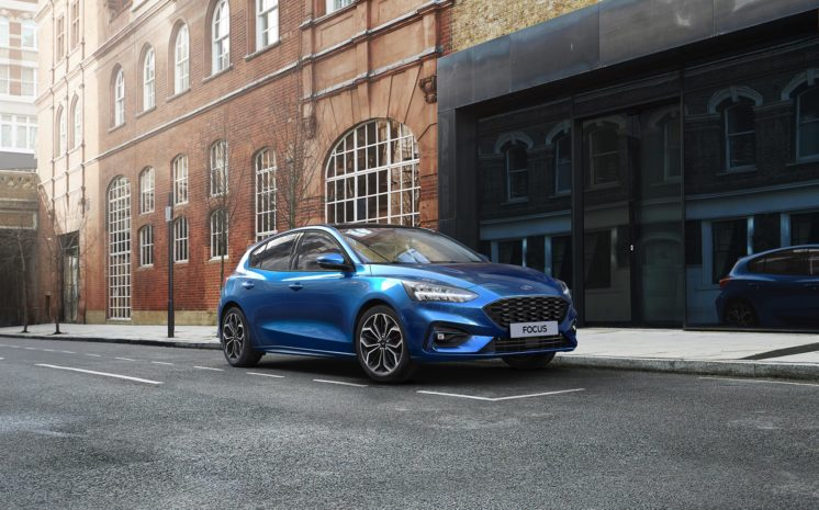 Ford Focus Connected Hatchback 2021
