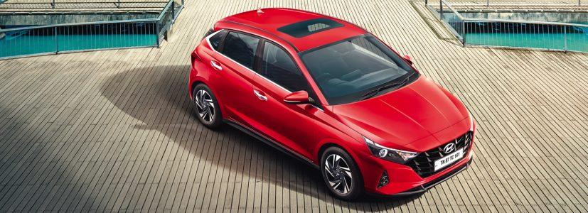Hyundai i20 Dynamic 2021