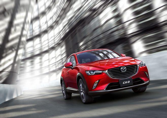Mazda CX-3 Sport Safety 2021