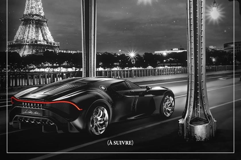 أغلي سيارة في العالم جاهزة للعمل بسعر 18 مليون دولار - بوجاتي