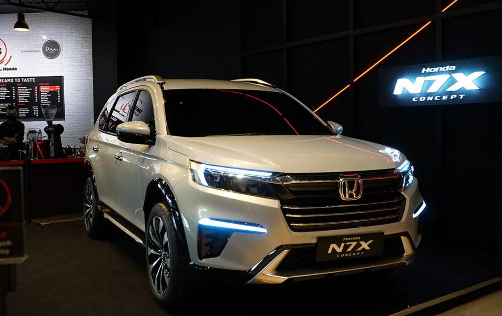 هوندا N7X