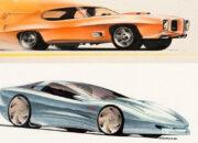 جنرال موتورز تكشف عن أهم التصاميم التي لم تصل إلي الإنتاج