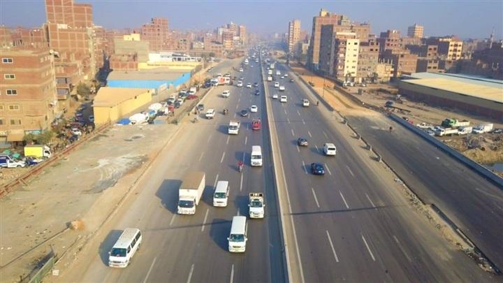 تطوير الطريق الدائري - مصر 2021