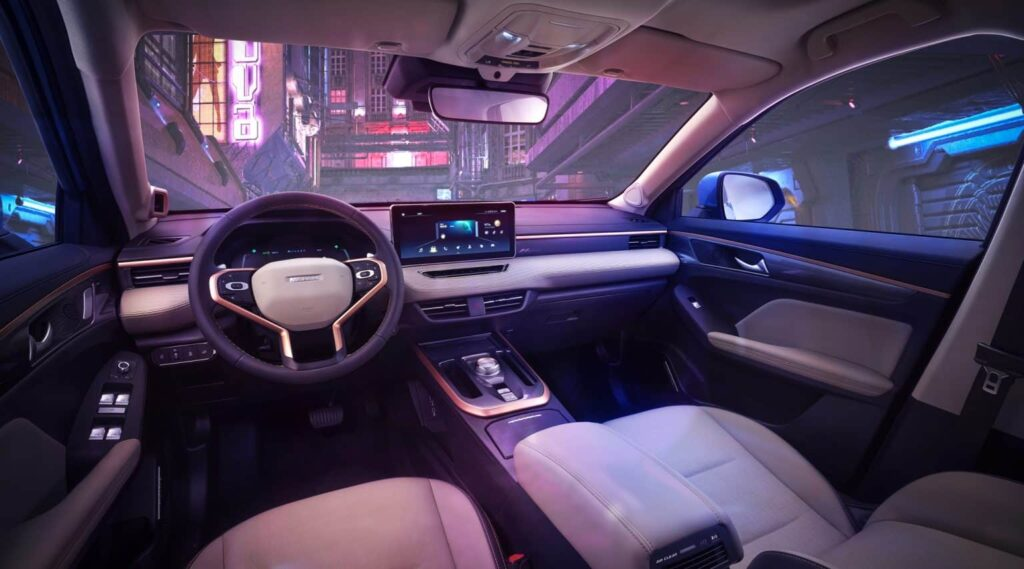 اسعار سيارات هافال h6 الجديدة 2022