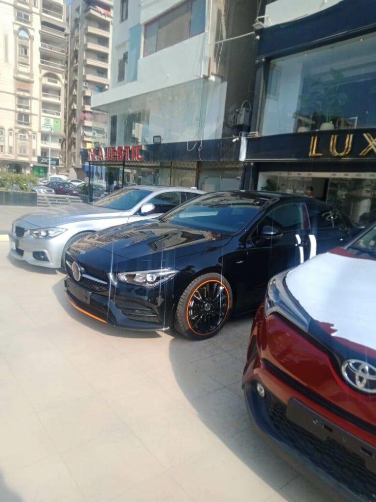منع ترخيص معارض السيارات داخل المدن السيارات بمصر