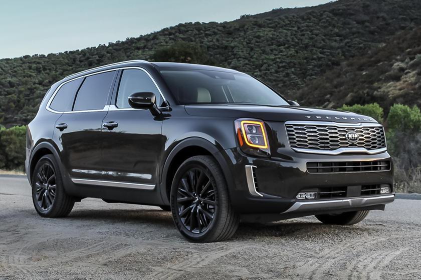 كيا تستعد لإطلاق SUV كهربائية كبيرة كيا كهربائية SUV  2022