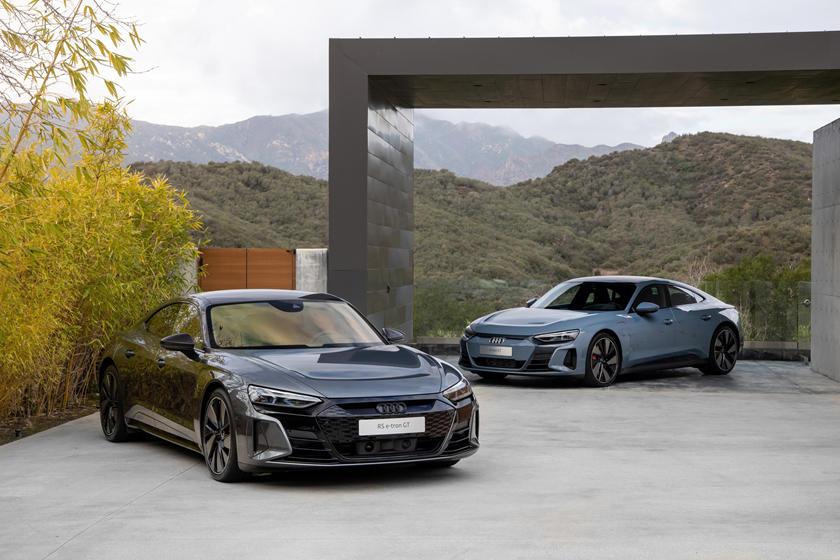 أودي ستتحول للسيارات الكهربائية بالكامل بحلول عام 2026
