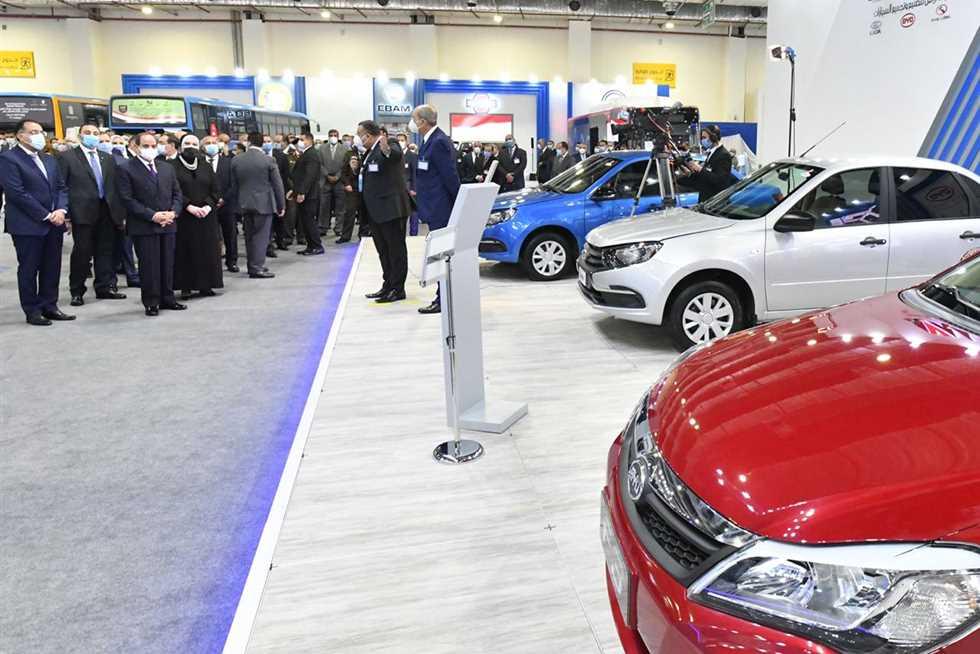 سيارات الاحلال - فحص سيارات جديدة للمشاركة في المبادرة