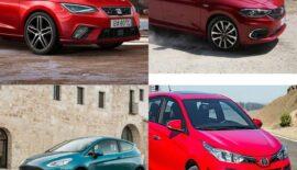 """أقل السيارات في استهلاك للوقود - اقل 4 سيارات """"هاتشباك"""" استهلاكًا للوقود بمصر"""