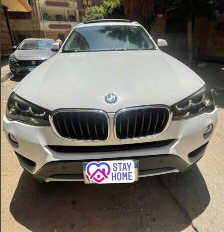 BMW X3 2017 للبيع