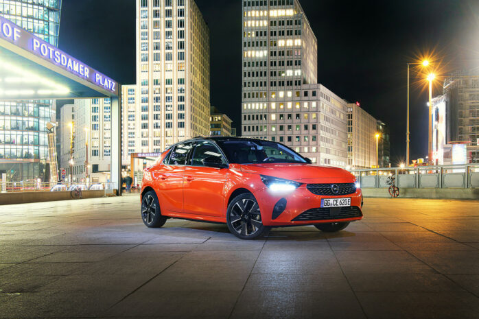 Opel Corsa 2022