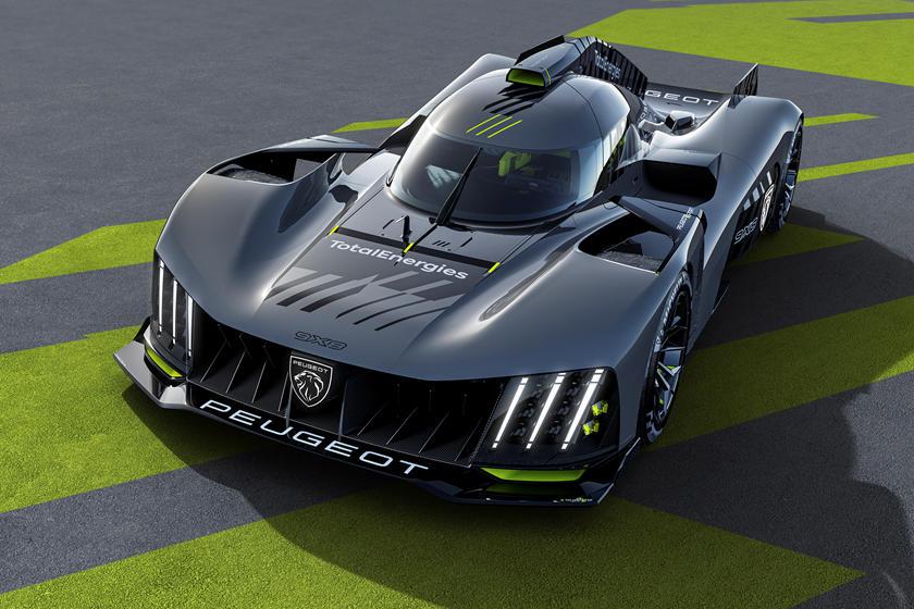 بيجو 9X8 الجديدة تنافس أستون مارتن فالكيري