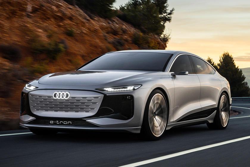 أودي A6 e-tron الكهربائية ستطرح للبيع العام المقبل