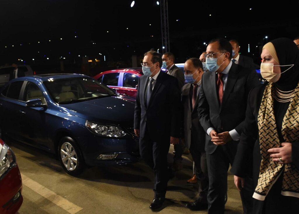 سيارات الإحلال عدم رضا الحكومة المصرية عن ضعف معدل تسليم سيارات الإحلال