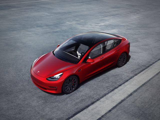 السيارات الكهربائية أعلى 10 سيارات كهربائية مبيعاً في أوروبا
