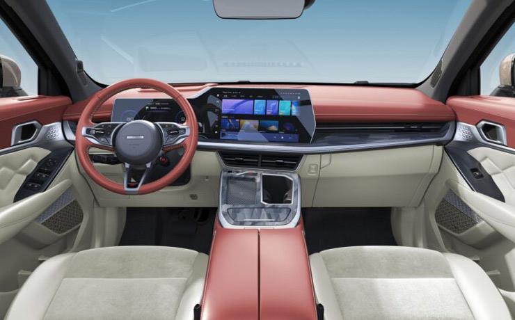 """هافال شينشو- هاڤال تكشف النقاب رسميًا عن سيارتها """"شينشو"""" الـSUV الجديدة"""