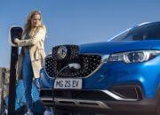 MG ZS  ارتفاع مبيعات سيارات MG ZS الكهربائية في أوروبا