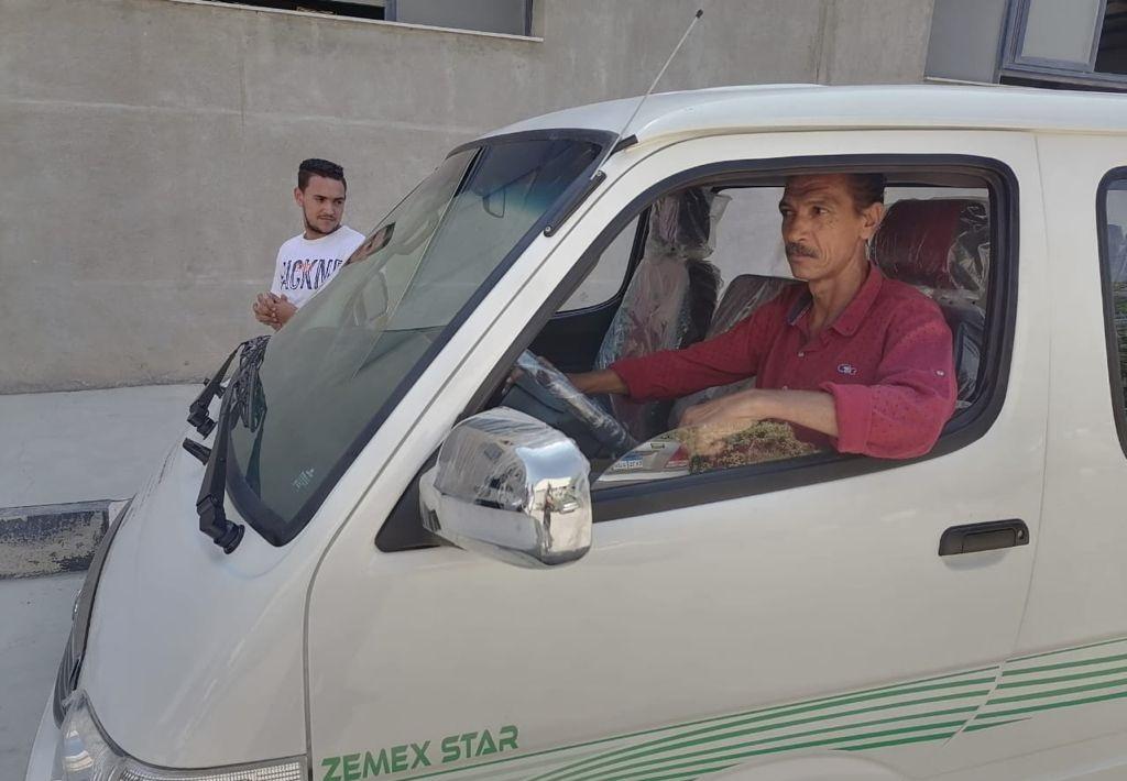 مبادرة الاحلال في مصر تقوم بتسليم أول ميكروباص في 2021