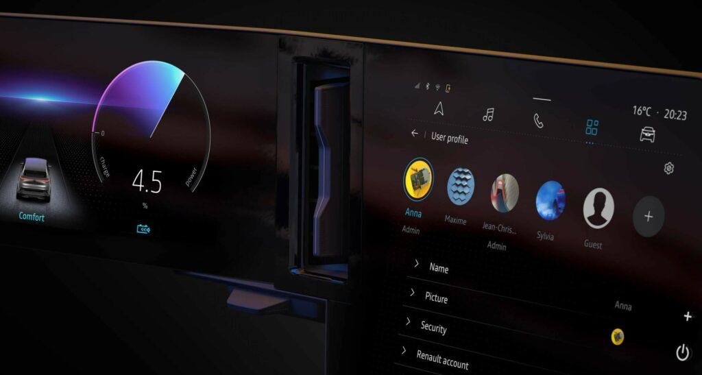 رينو ميجان الكهربائية E-TECH الجديدة كليًا
