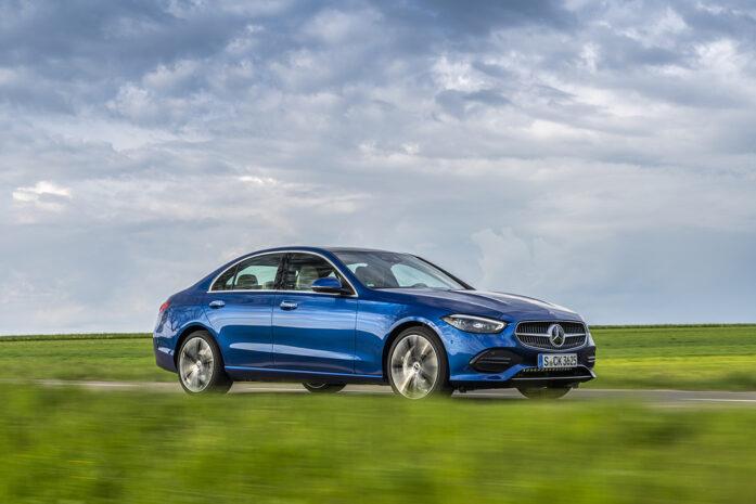 Mercedes-Benz C200 Sport 2022