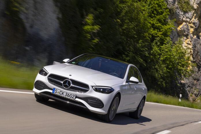 Mercedes-Benz C180 Avantgarde Plus 2022