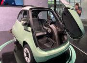 ميكرولينو .. سيارة صغيرة جديدة بوحي BMW Isetta