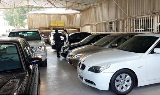 قرارات اخلاء معارض السيارات